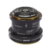 Cane Creek - Angle - Jeu de direction semi intégré - 1°, Zs49/28.6 I Ec49/40 noir