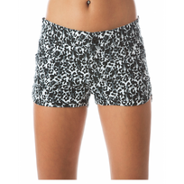 Hurley - Short Beachrider 5Pkt Prt Twill Wk - White Leopard