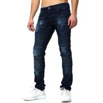 Tazzio - Jeans semi slim homme Jeans bleu 508