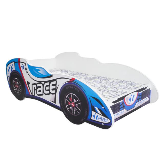 Other Lit pour un enfant - F1-Race Car MATELAS Gratuit 140 x 70 cm