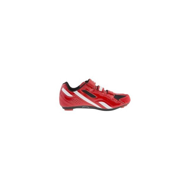2f2c50cd057 Spiuk - Chaussures Rodda Road rouge blanc - pas cher Achat   Vente  Chaussures cyclisme - RueDuCommerce