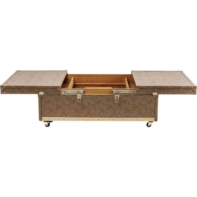 Karedesign Table basse bar West Coast 120x75cm Kare Design