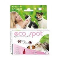 Agecom - Antiparasitaire Essential Eco Spot petit Nac 2 pipettes 0,4 ml