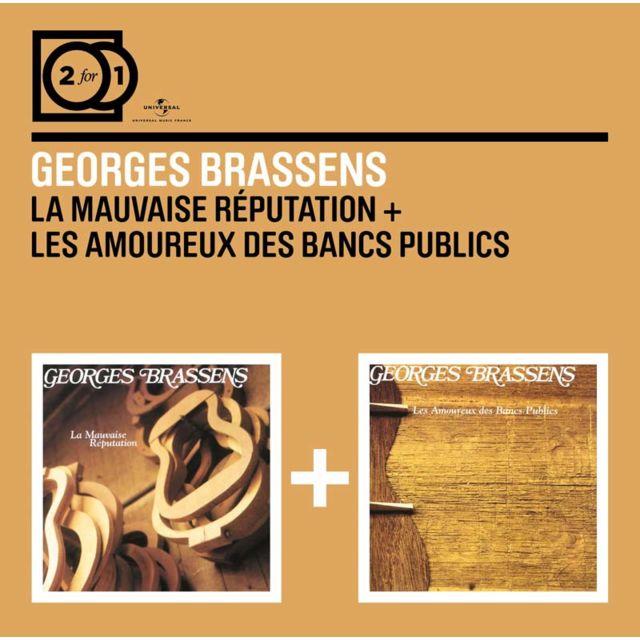 Georges Brassens La Mauvaise Réputation Les Amoureux Des Bances