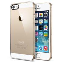 Evetane - Coque rigide transparente pour iPhone 5 / 5S /SE