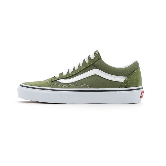 vans old skool kaki homme
