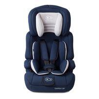 Kinderkraft - Siège auto groupe 1/2/3 bébé évolutif 9-36 kg Comfort Up | Bleu et Blanc