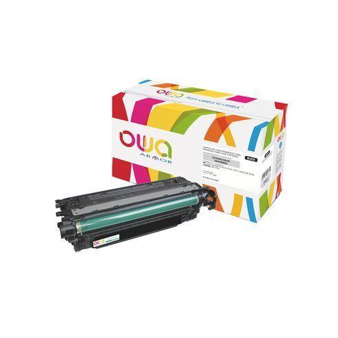 Armor Toner Owa compatible Hp 504A-CE250A noir pour imprimante laser