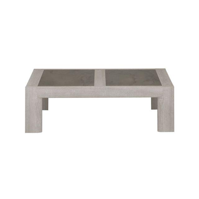 Calicosy Table basse avec plateau extensible - fabrication française