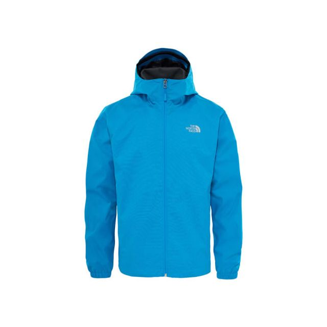 fded3c2fde The north face - Veste The North Face Quest bleu cyan - Veste coupe-vent