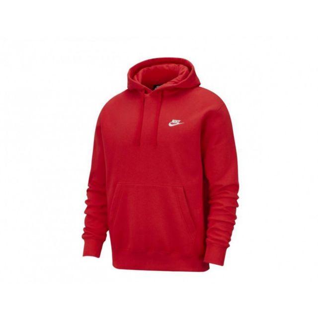 Sweat Hoodie femme Nike Club Fleece – Soldes et achat pas