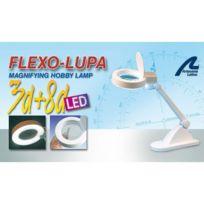 Artesania - Loupe éclairante lumière du jour Flexo-Lupa