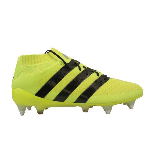 0f6aaf4afd94 Adidas - Ace 16.1 Primeknit Sg - pas cher Achat   Vente Chaussures ...