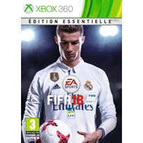 ELECTRONIC ARTS - FIFA 18 - Édition Essentielle - Xbox 360