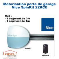 Motorisation de portes de garage achat motorisation de for Motorisation porte de garage nice