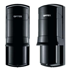 OPTEX - AX-100TFR - Barrière infrarouge sans fil 30 mètres - pas ...