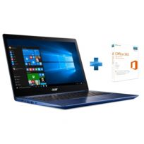 ACER - Swift 3 SF314-52G-55XD - Bleu + Microsoft Office 365 Personnel