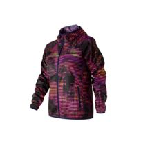 1fd4b4e2356e New Balance - Veste coupe-vent Windcheater Printed Jacket