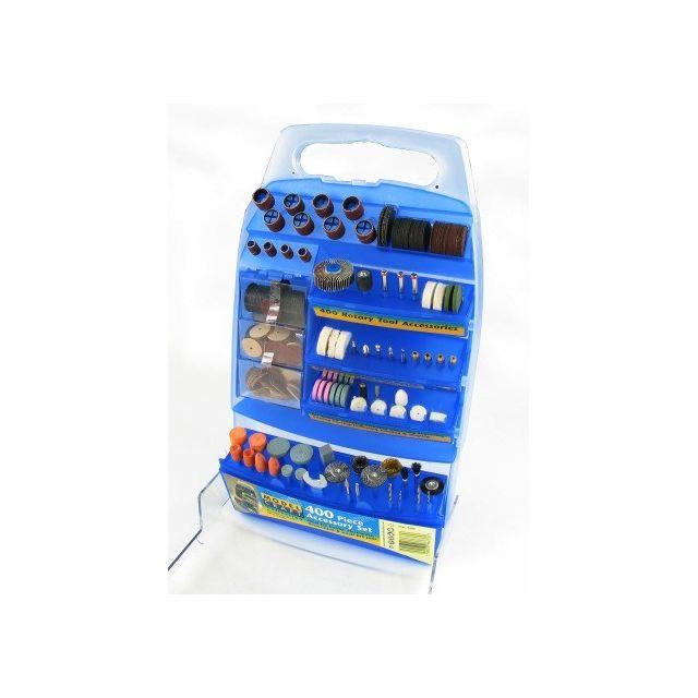 J Perkins Set de 400 outils pour perceuse miniature de precision Rc9400 Set de 400 outils pour perceuse miniature de precision 5533230 Set de 400 outils pour perceuse miniature de precision