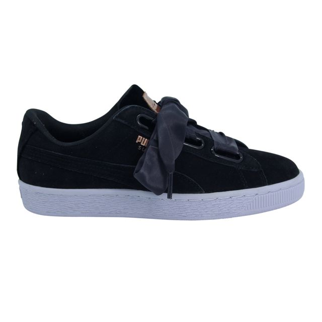 393114be67dc Puma - Wm Suede Heart Chaussures Mode Sneakers Femme - pas cher Achat / Vente  Baskets femme - RueDuCommerce