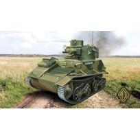 Ace Authentic - Ace 72291 British Light Tank Vi A/B 1:72 Maquette