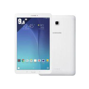 Samsung - Galaxy Tab E 9,6'' - 8 Go - 3G - Blanc
