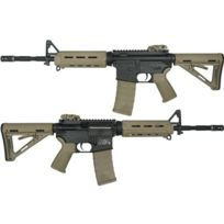 CYBERGUN - Smith & Wesson M&P15T by King Arms custom Magpul DARK EARTH