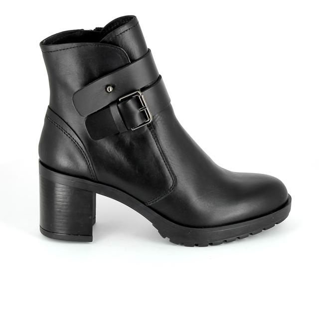 Porronet - Boots 4061 Noir - pas cher Achat   Vente Boots femme ... be2423eefc51