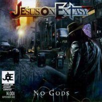 - Jesus On Extacy - No gods Boitier cristal
