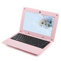 ordinateur portable rose achat ordinateur portable rose rue du commerce. Black Bedroom Furniture Sets. Home Design Ideas