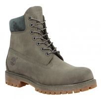 Timberland - 6in Premium velours-40-Canteen