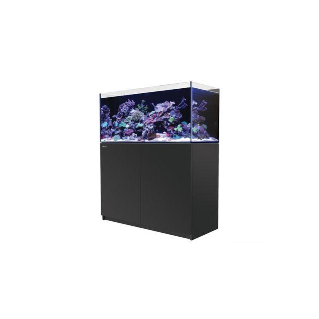Red Sea Aquarium Reefer 350 Noir Avec Meuble Pas Cher Achat Vente Aquarium Rueducommerce