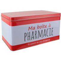 LA BOITE A - Ma boîte à pharmacie