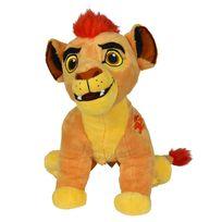 Simba - Peluche parlante et lumineuse La Garde du Roi Lion : Kion
