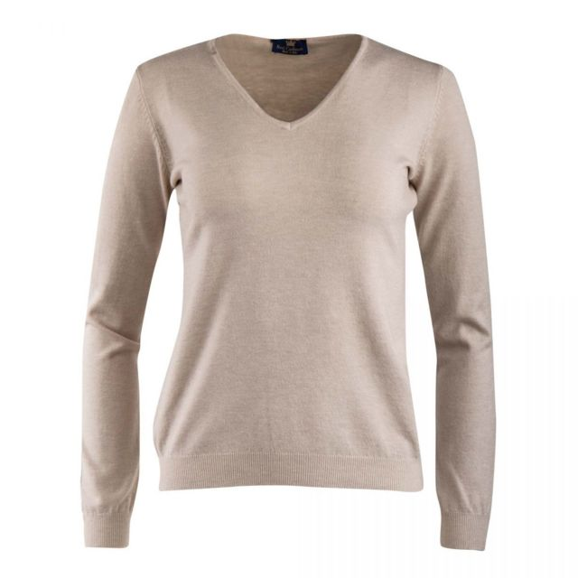 Real Cashmere - Pull laine cachemire col V femme - pas cher Achat   Vente  Pulls femme - RueDuCommerce 193770bf0815