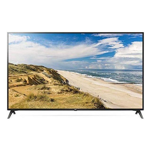 """LG TV LED 70"""" 177 cm - 70UM7100 TV LED 70"""" 177cm – 70UM7100 LG, une télévision 4K avec les dernières technologies de la couleur et une fonction 4K Active HDR pour vous permettre une expérience visuelle hors du commun."""
