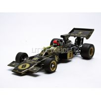 Quartzo - Lotus 72D - British Grand Prix Winner 1972 - 1/18 - 18280