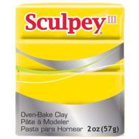 Sculpey Iii - Argile PolymÈRE 2 Onces-jaune