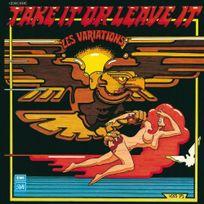 Vinyl Replica de Luxe - Take It Or Leave It - Vinyl Replica Deluxe - Cd