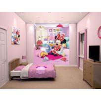 Comforium - Poster Mural Disney Minnie 305 cm x 244 cm