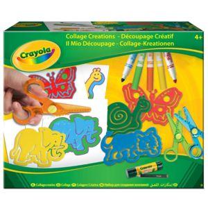 Crayola - Kit de découpage créatif