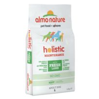 Almo Nature - Chien Holistic Large Adult Agneau Riz