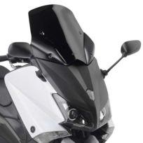 Givi - Bulle basse noir mat/brillant D2013BO, Yamaha T-max 530