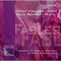 Genuin Musikproduktion - Duos Pour FlÛTE Et Hautbois - Cd