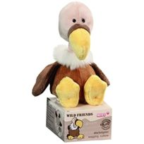 BabyCentre - Nici Wagging Vulture Plush Wild Friends