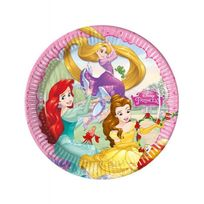 Ciao - Assiettes Disney princess Dreaming x8