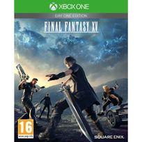 Square Enix - Final Fantasy Xv - édition spéciale pour Xbox One