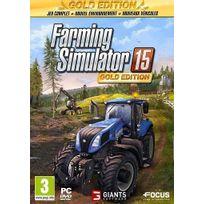 Focus Home Interactive - Farming Simulator 15 Edition Gold