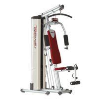 BH Fitness - Nevada Pro Titanium G119AT. Musculation 100kg. Contrôle de l?exercice avec tension maximale 100 Kg