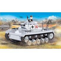 Cobi - Petite ArmÉE /2459/ Panzer Ii Ausf. C, 350 Briques De Construction Par